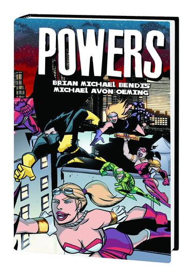 POWERS HC VOL 03 DEFINITIVE COLLECTION ***OOP***