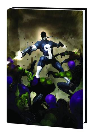 PUNISHER WAR JOURNAL PREM HC VOL 05 SECRET INVASION