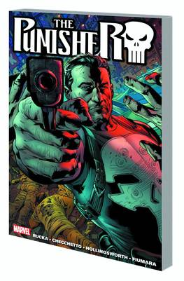 PUNISHER BY GREG RUCKA TP VOL 01 ***OOP***
