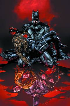 RED HOOD AND THE OUTLAWS TP VOL 03 DEATH OF FAMILY (N52)