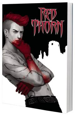 RED THORN TP VOL 01 GLASGOW KISS