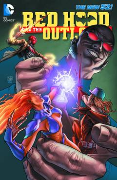 RED HOOD AND THE OUTLAWS TP VOL 04 (N52)