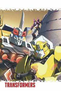 TRANSFORMERS ROBOTS IN DISGUISE TP BOX SET