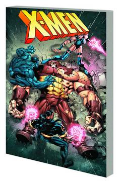 X-MEN TP ROAD TO ONSLAUGHT VOL 01 ***OOP***