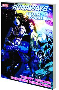RUNAWAYS ROCK ZOMBIES TP