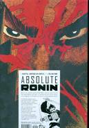 ABSOLUTE RONIN HC ***OOP***