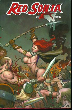 RED SONJA HC VOL 03