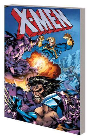 X-MEN TP ROAD TO ONSLAUGHT VOL 02