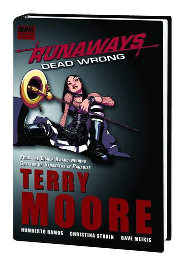 RUNAWAYS PREM HC VOL 01 DEAD WRONG ***OOP***