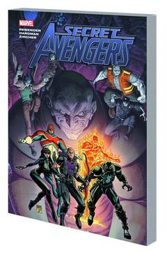 SECRET AVENGERS BY RICK REMENDER TP VOL 01