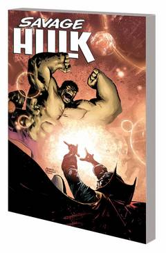 SAVAGE HULK TP VOL 01 MAN WITHIN
