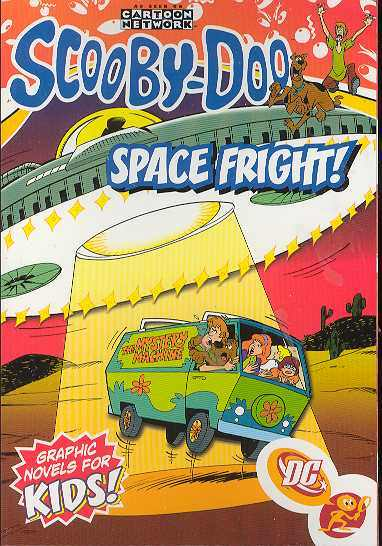 SCOOBY DOO TP VOL 06 SPACE FRIGHT