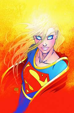SUPERGIRL TP VOL 01 THE GIRL OF STEEL