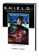 SHIELD NICK FURY VS SHIELD PREM HC DM VAR ED 81