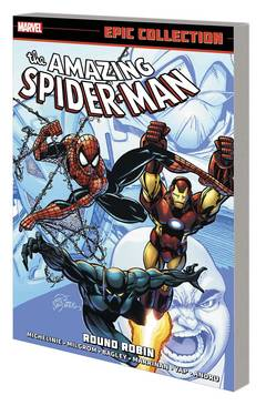 AMAZING SPIDER-MAN EPIC COLLECTION TP ROUND ROBIN