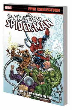 AMAZING SPIDER-MAN EPIC COLL TP RETURN OF SINISTER SIX