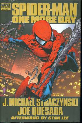 SPIDER-MAN PREM HC ONE MORE DAY ***OOP***