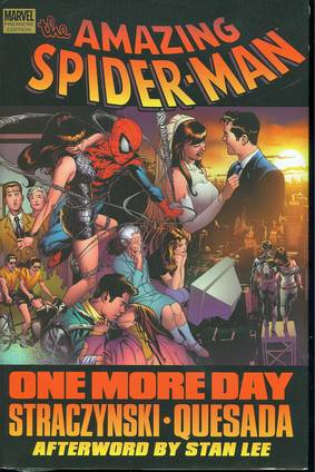 SPIDER-MAN PREM HC ONE MORE DAY DM ED ***OOP***