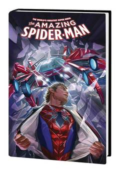 AMAZING SPIDER-MAN WORLDWIDE HC VOL 01