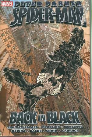 SPIDER-MAN PETER PARKER BACK IN BLACK HC ***OOP***