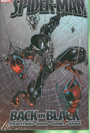 SPIDER-MAN BACK IN BLACK HC ***OOP***
