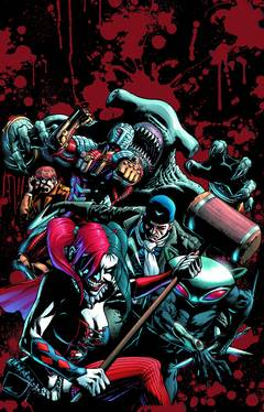 SUICIDE SQUAD TP VOL 05 WALLED IN (N52)