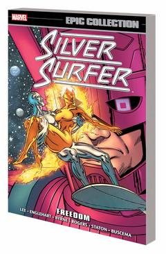 SILVER SURFER EPIC COLLECTION TP FREEDOM