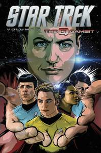 STAR TREK ONGOING TP VOL 09 Q GAMBIT