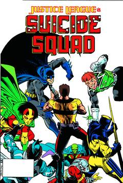 SUICIDE SQUAD TP VOL 02 THE NIGHTSHADE ODYSSEY