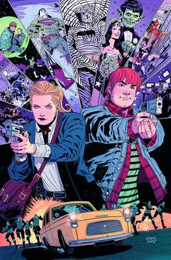 SUGAR & SPIKE METAHUMAN INVESTIGATIONS TP