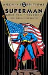 SUPERMAN ARCHIVES HC VOL 06
