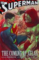 SUPERMAN THE COMING OF ATLAS HC