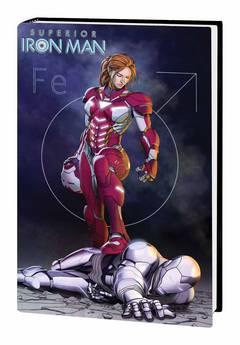 SUPERIOR IRON MAN PREM HC VOL 02 STARK CONTRAST