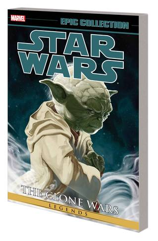 STAR WARS LEGENDS EPIC COLLECTION TP VOL 01 CLONE WARS