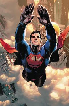 SUPERMAN ACTION COMICS TP VOL 02 WELCOME TO THE PLANET (REBIRTH)