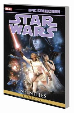 STAR WARS LEGENDS EPIC COLLECTION TP INFINITIES