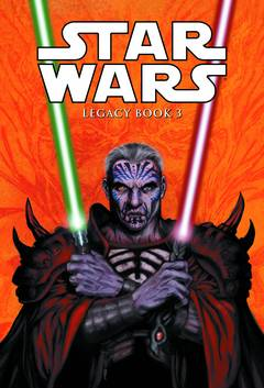 STAR WARS LEGACY HC VOL 03 ***SLIGHT SHELF WEAR – OOP***