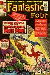 Fantastic Four # 31, Oct 1964 (VG/F)
