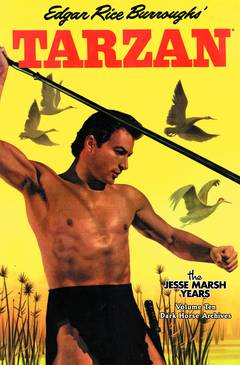 TARZAN THE JESSE MARSH YEARS HC VOL 10 ***OOP***