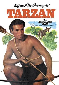 TARZAN THE JESSE MARSH YEARS HC VOL 08 ***OOP***