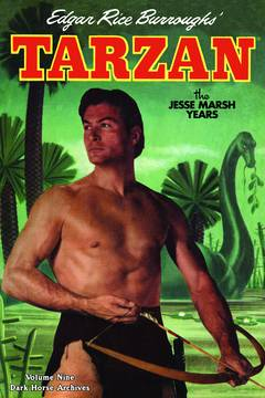 TARZAN THE JESSE MARSH YEARS HC VOL 09 ***OOP***