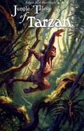 EDGAR RICE BURROUGHS JUNGLE TALES OF TARZAN HC