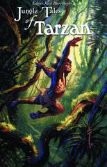 EDGAR RICE BURROUGHS JUNGLE TALES OF TARZAN LTD HC ***OOP***