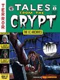 EC ARCHIVES TALES FROM THE CRYPT HC VOL 01 ***OOP***