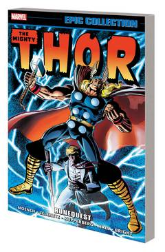 THOR EPIC COLLECTION TP RUNEQUEST