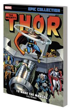 THOR EPIC COLLECTION TP TO WAKE MANGOG