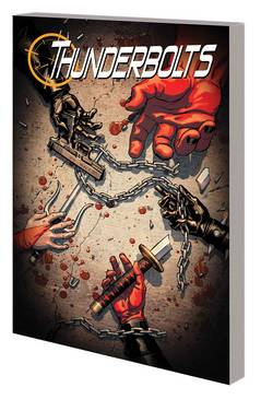 THUNDERBOLTS TP VOL 05 PUNISHER VS THUNDERBOLTS