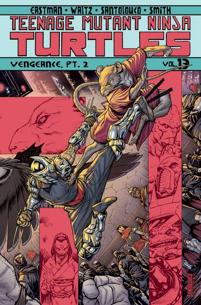 TMNT ONGOING TP 13 VENGEANCE PT 2