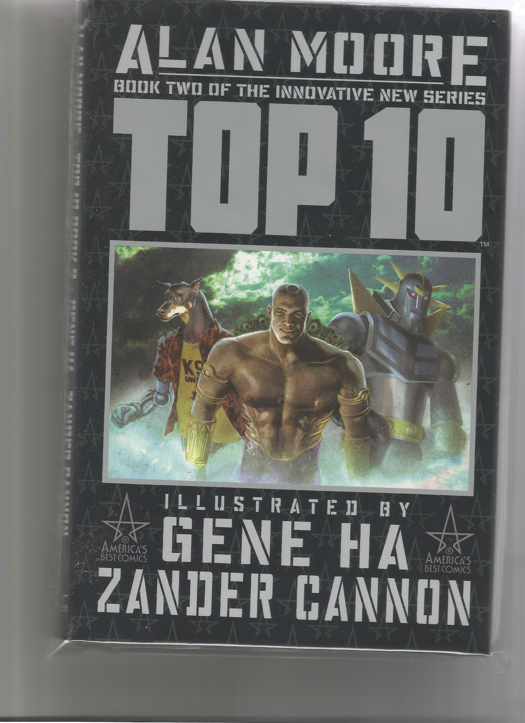 TOP 10 TP BOOK 02 ***OOP***