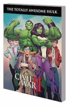 TOTALLY AWESOME HULK TP VOL 02 CIVIL WAR II